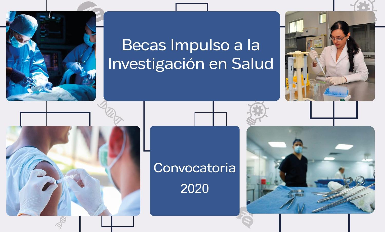 Becas Impulso a la Investigación en Salud