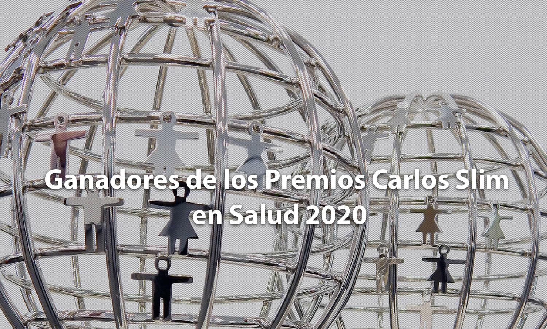Ganadores Premios en Salud 2020